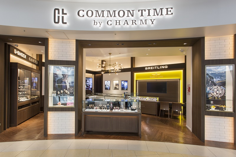 COMMON TIME</br/>ららぽーと横浜 by CHARMY